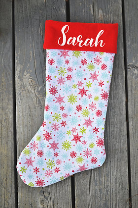 Personalized Stocking Pre Order