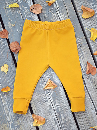 Ocre Jeggings 3-6m