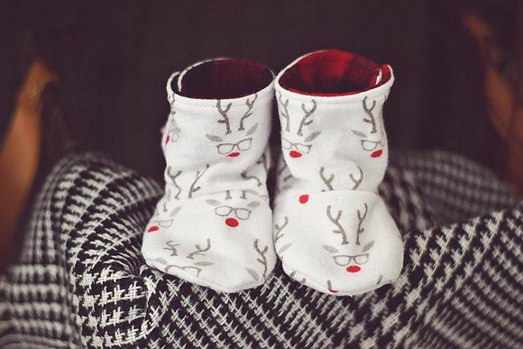 Reindeer Glasses Menta Boots 3-6m