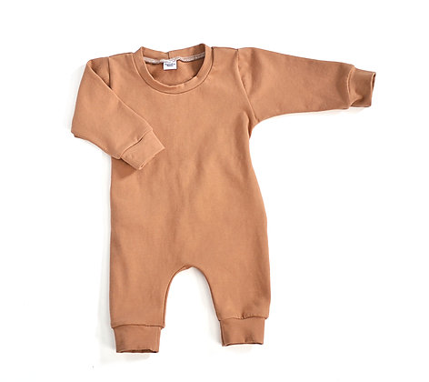 Coverall in Fawn
