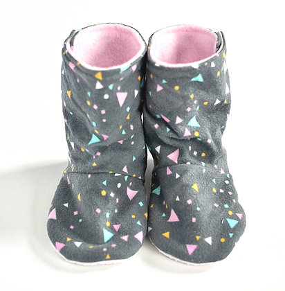 Grey Triangle Menta Boots 18-24m