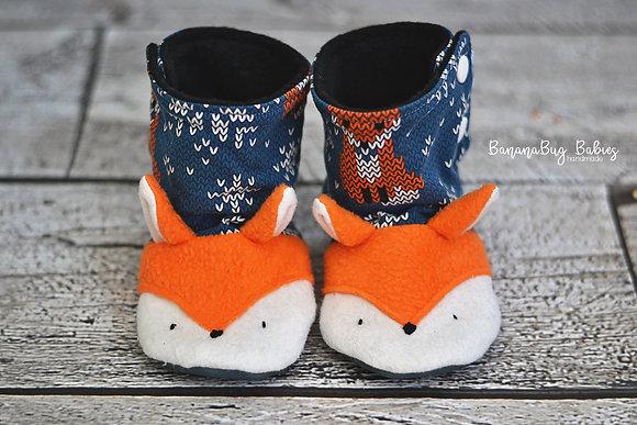 Blue Fox Menta Boots 9-12m