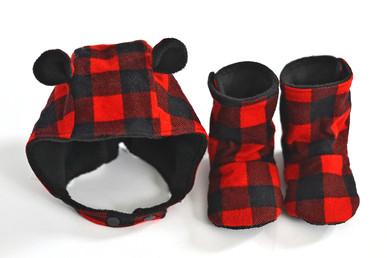 Winter Bonnet/Boots