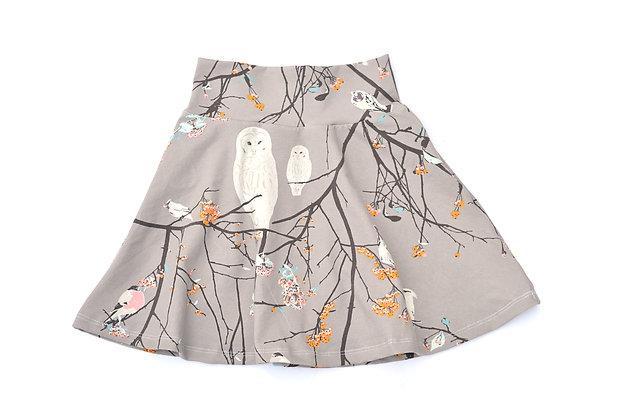 Owl Skirt 4T