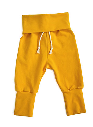 Lounge Sweats in Mustard