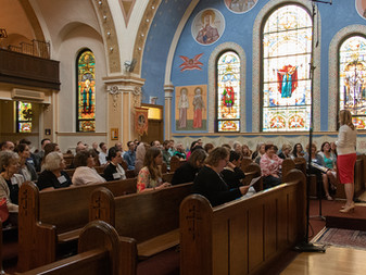 Creative Spirit Found in Church Music is a Reality of Our Existence