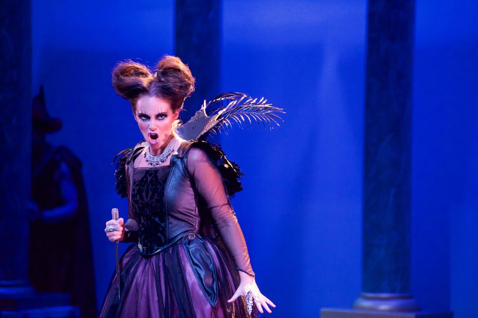 Queen of the Night Opera Kelowna