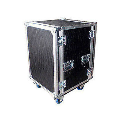 Heavy duty flightcase with castors