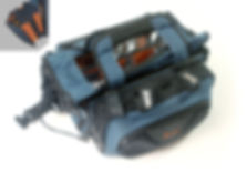 Large Petrol / Sachtler PEGZ-2 / SN602 Eargonizer Audio Bag