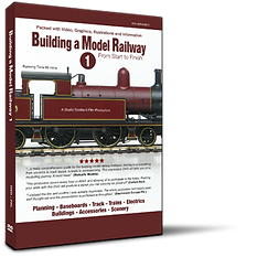 Building a Model Railway 1 is a 60min 'how-to' DVD.