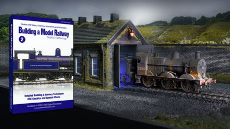 Build a Model Railway Part 2 with locomotive