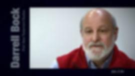 Dr Darrell Bock speaking for Global Vision TV