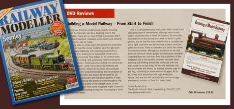 Railway Modeller Review of BMR Part1