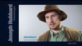 Joseph Hubbard (palaeobiology, geology, museum curator) speaking for Global Vision TV