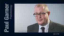 Paul Garner (Environmental Sciences) speaking for Global Vision TV