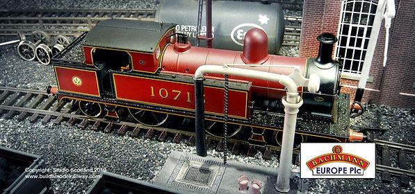 Bachmann locomotive