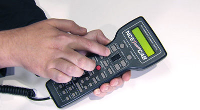 Digital Command Control remote