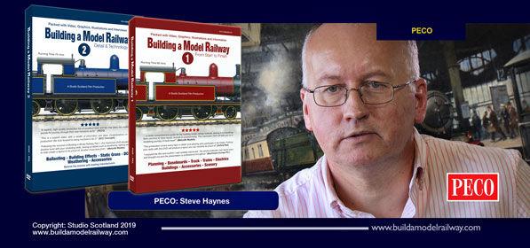 Building a Model Railway Part 2 wth PECO's Steve Haynes