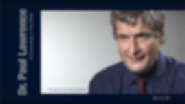 Dr. Paul Lawrence (archaeologist and ancient manuscript translator) speaking for Global Vision TV