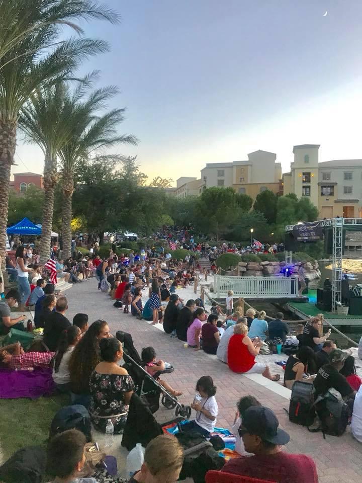 Celebrating Community Las Vegas
