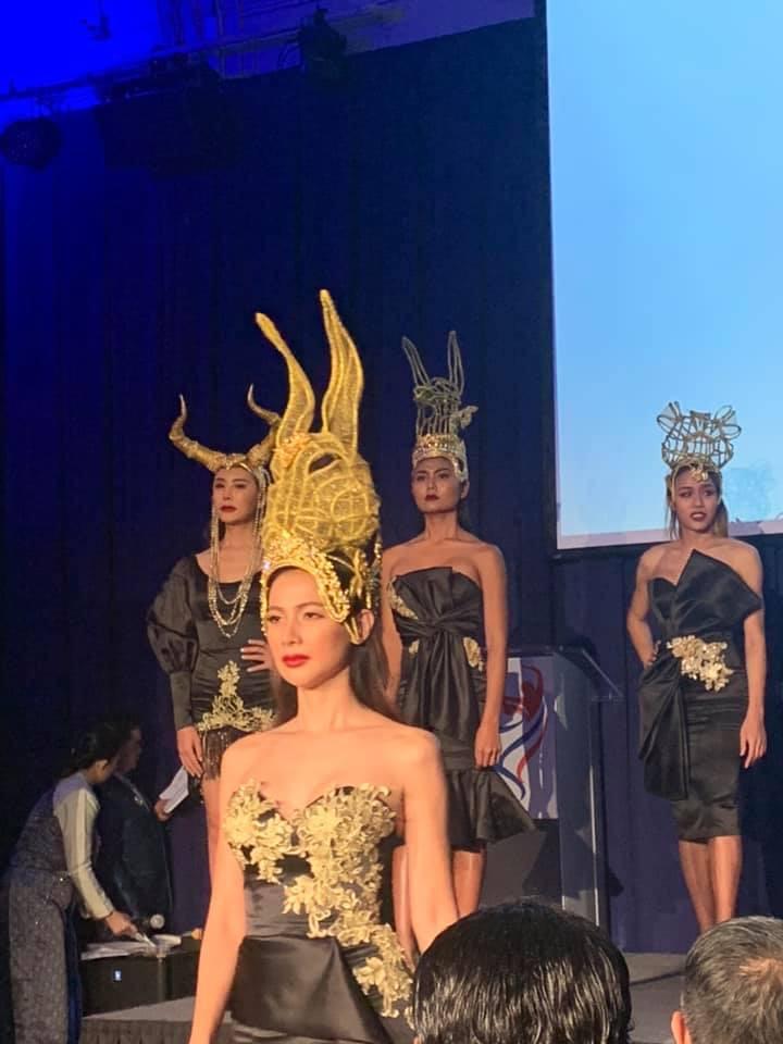 Fashion Show Thai Traditional