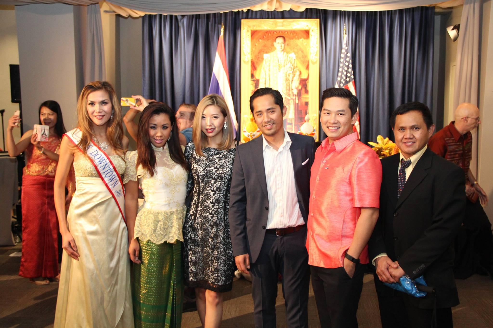 Celebrating HM King of Thailand