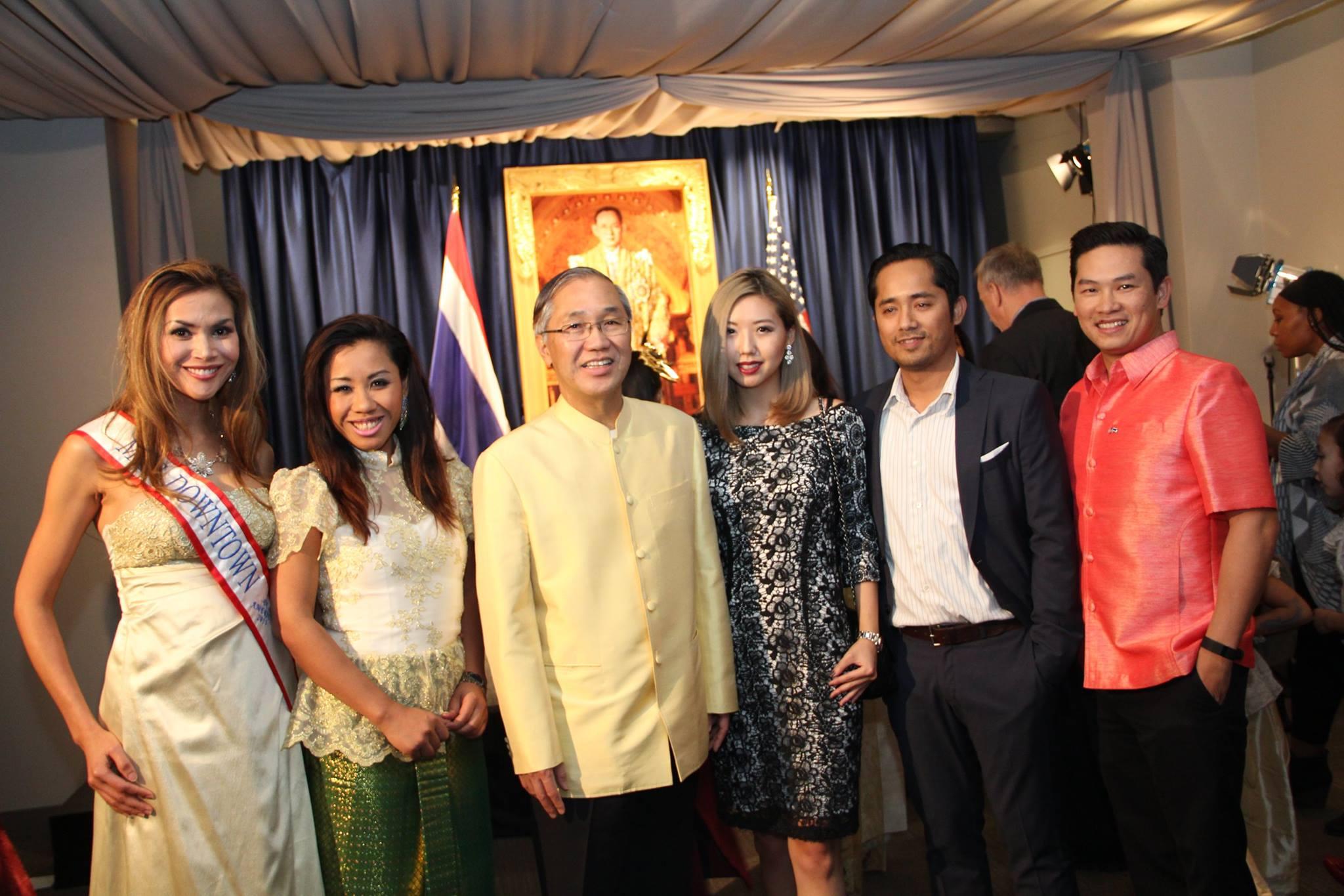 Celebrating Thailand's King Birthday