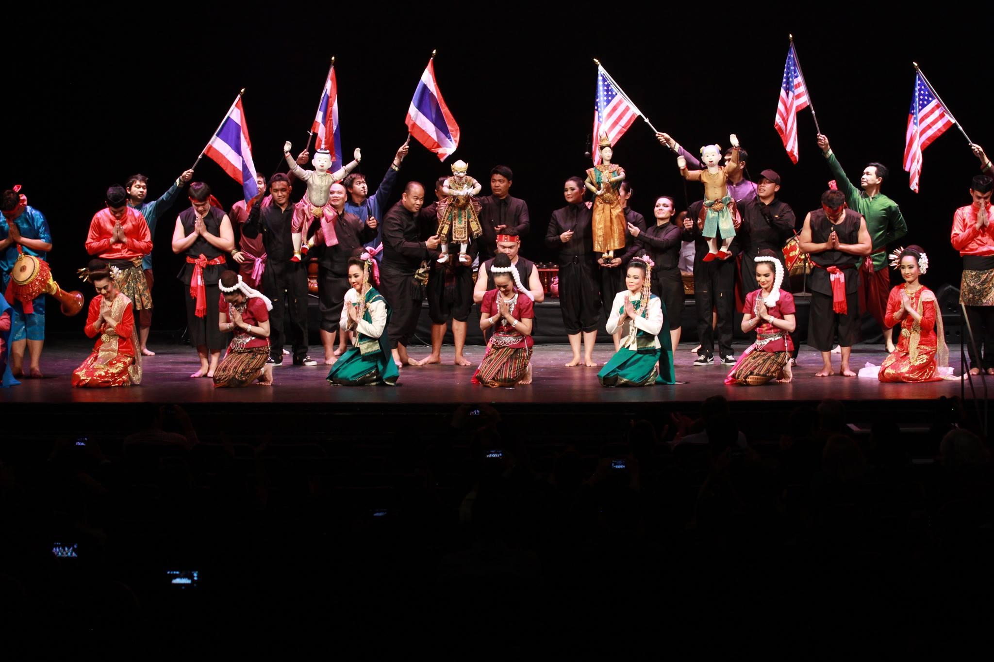 Culture Outreach Thai USA
