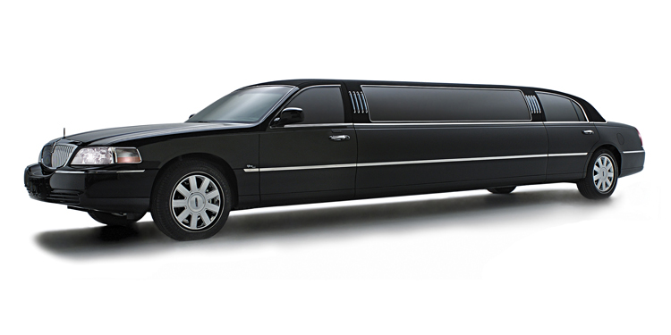 Our Black Limousine streth