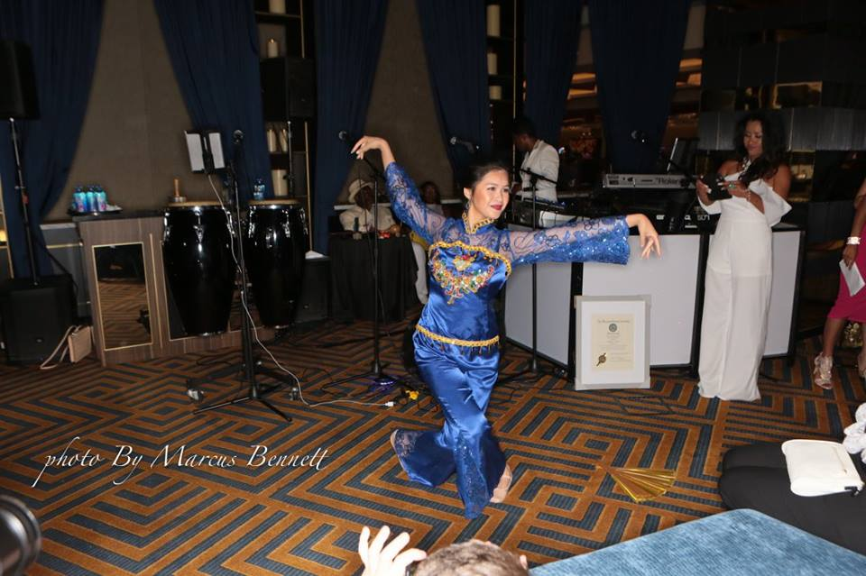 Miss Pacific Asian Kira Performance