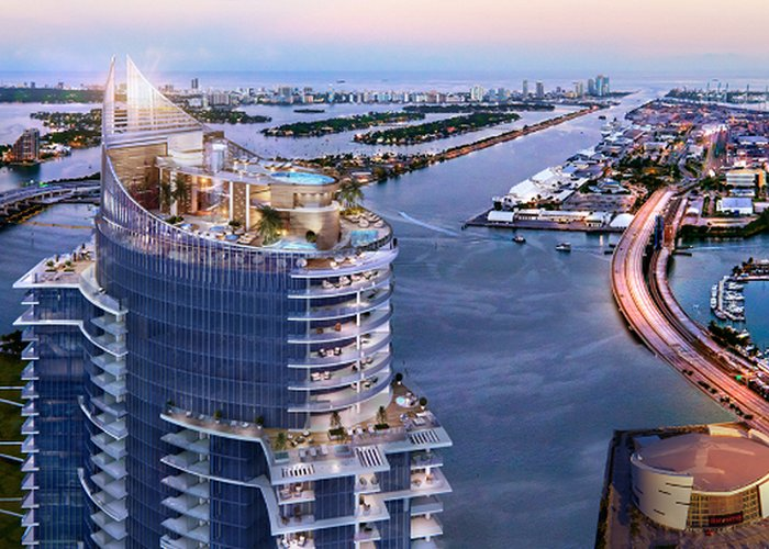 Sunny Isles Miami Paramount Miami Worldcenter