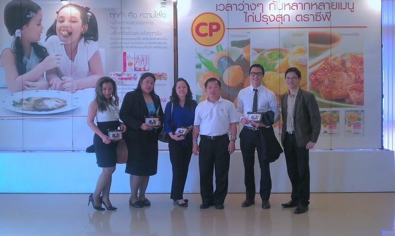 Thai-American Leadership Tour