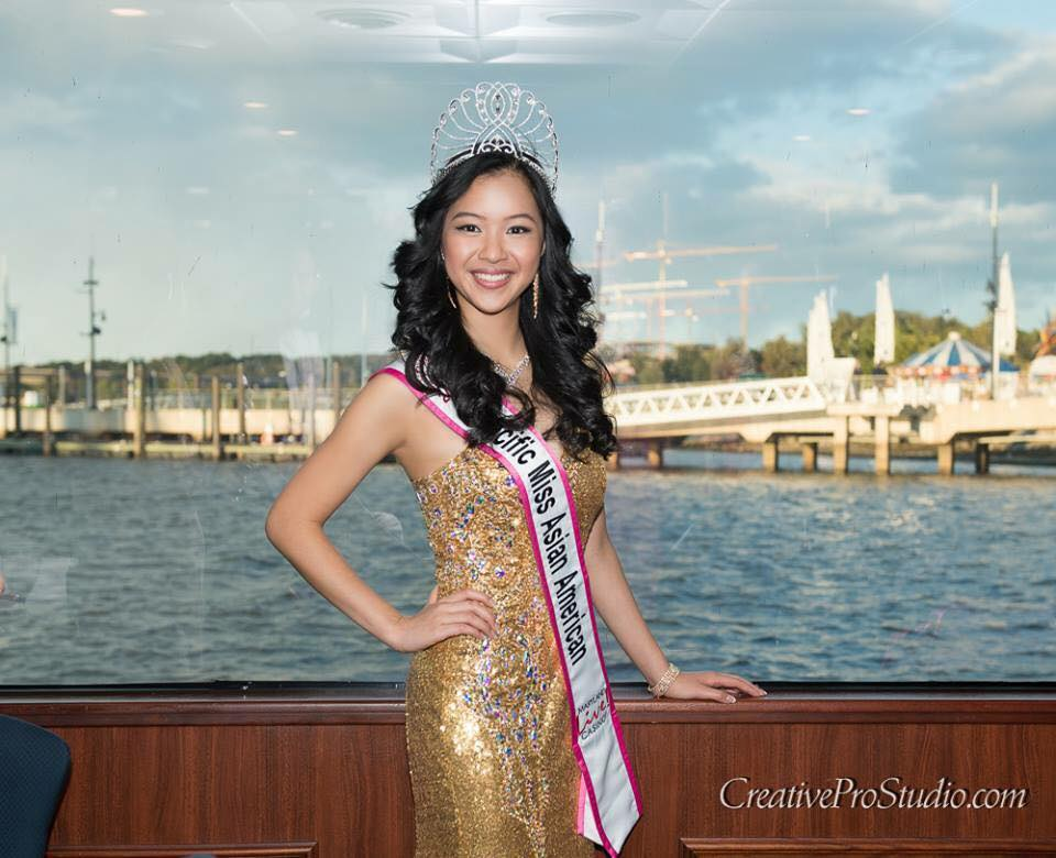 Actress/Miss Pacific Asian American
