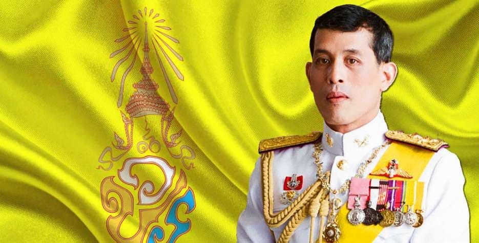 Celebrating Thailand King Birthday