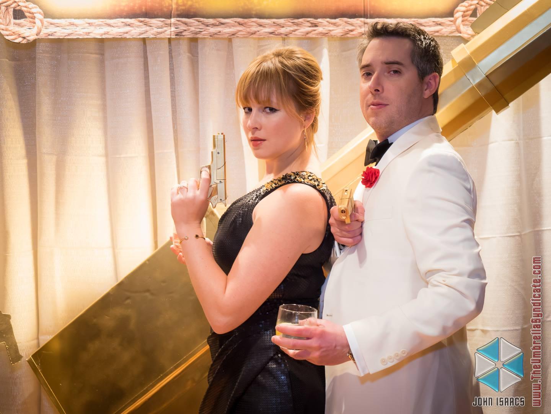 Int' Spy Gala