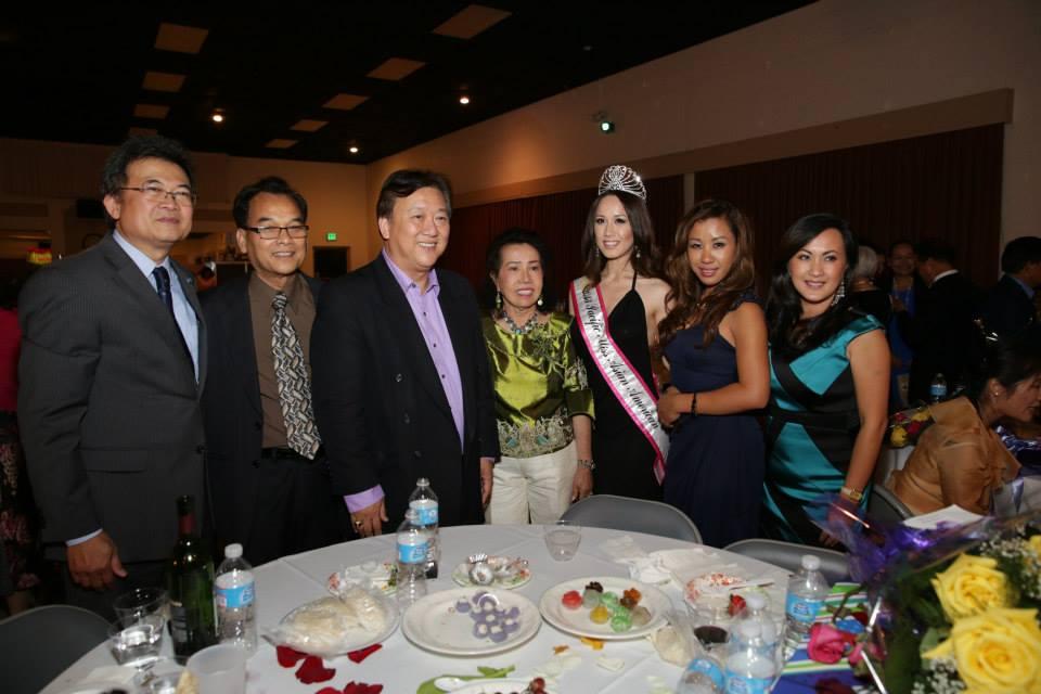MC Gala for Thai Ambassador