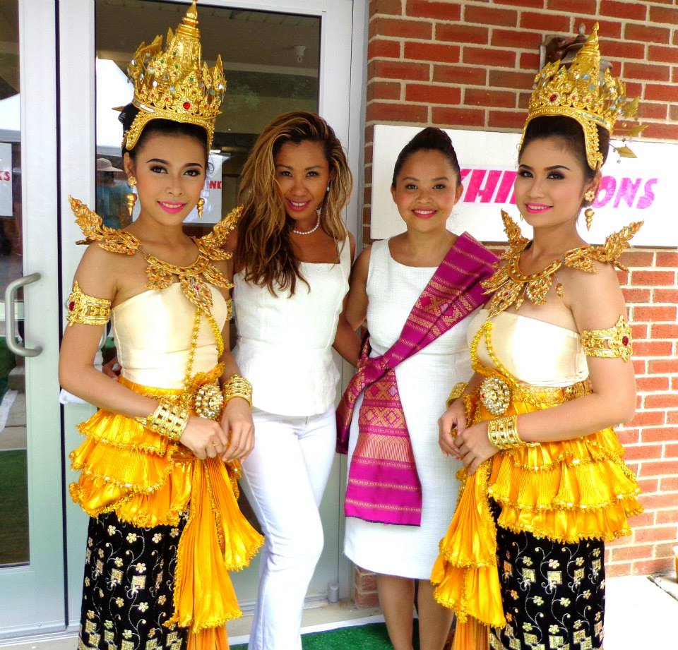 Thai Temple Blessing Ceremony