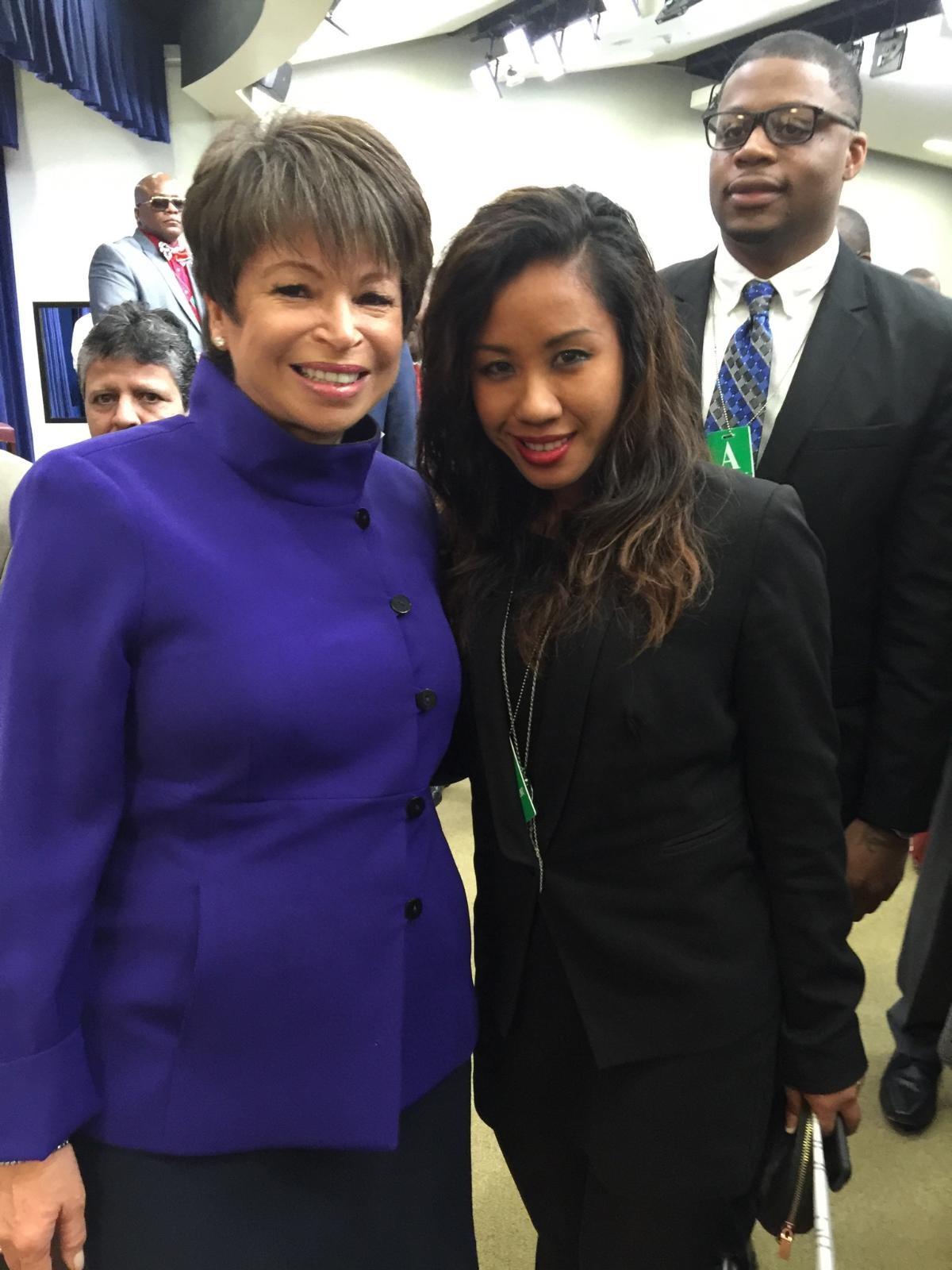 Honorable Valerie Jarrett