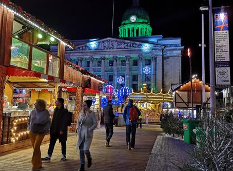 Festive Things to Do in Nottingham