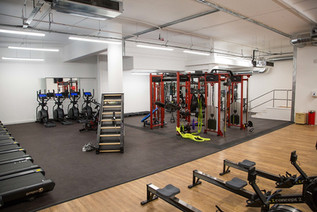 Our exclusive gym