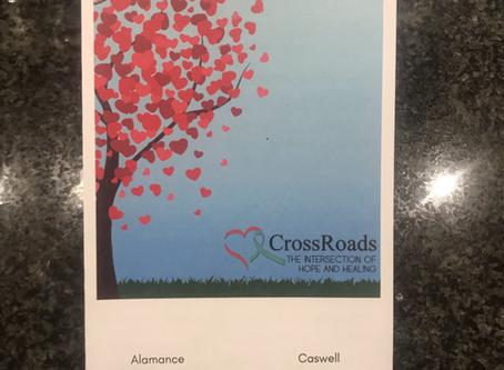 Acorn supports Crossroads
