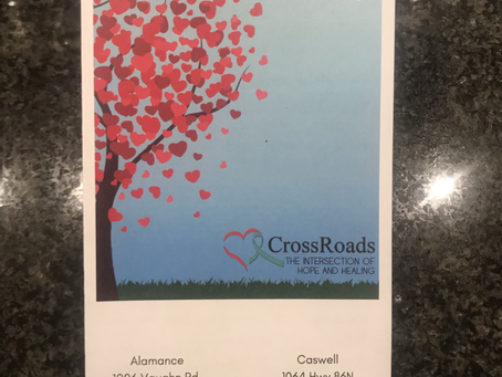 Acorn supports Crossroads