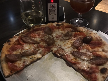 Local Craft Beer and Pizza!