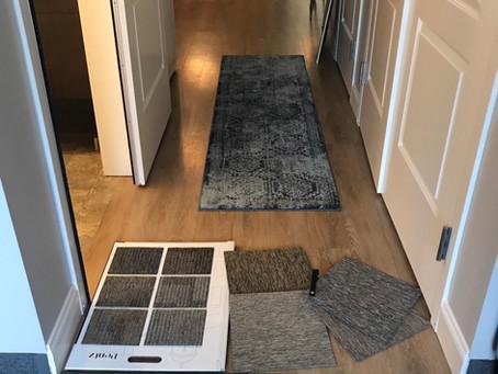 Acoustical Carpet Samples!