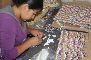 Masapon handcrafted Christmas decorations