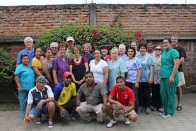 2014 medical mission team