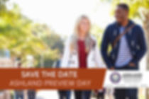 Ashland Theological Seminary Preview Day Save the Date