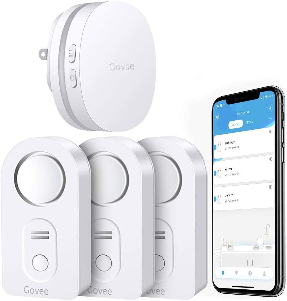 Wi-Fi water sensor system