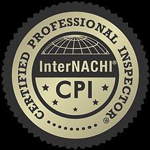Certified Professional Inspector Logo CPI InterNACHI