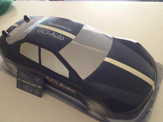 Airbrush Rc car airbrushed airbrushing